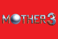 Le logo de MOTHER 3 est un mélange entre bois et métal.